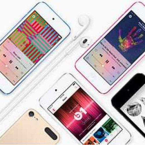 Apple se acuerda del iPod touch, y lanza un nuevo