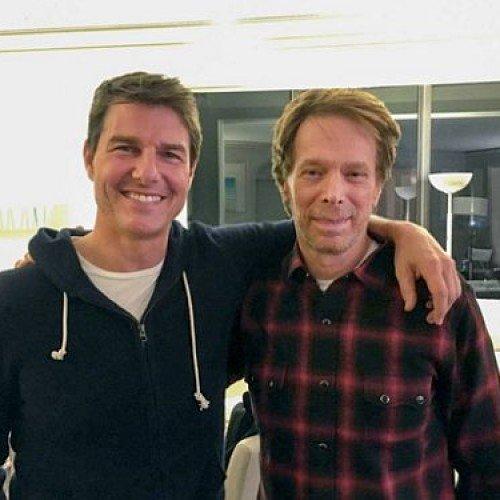 Preparan Tom Cruise y Jerry Bruckheimer la secuela de 'Top Gun'