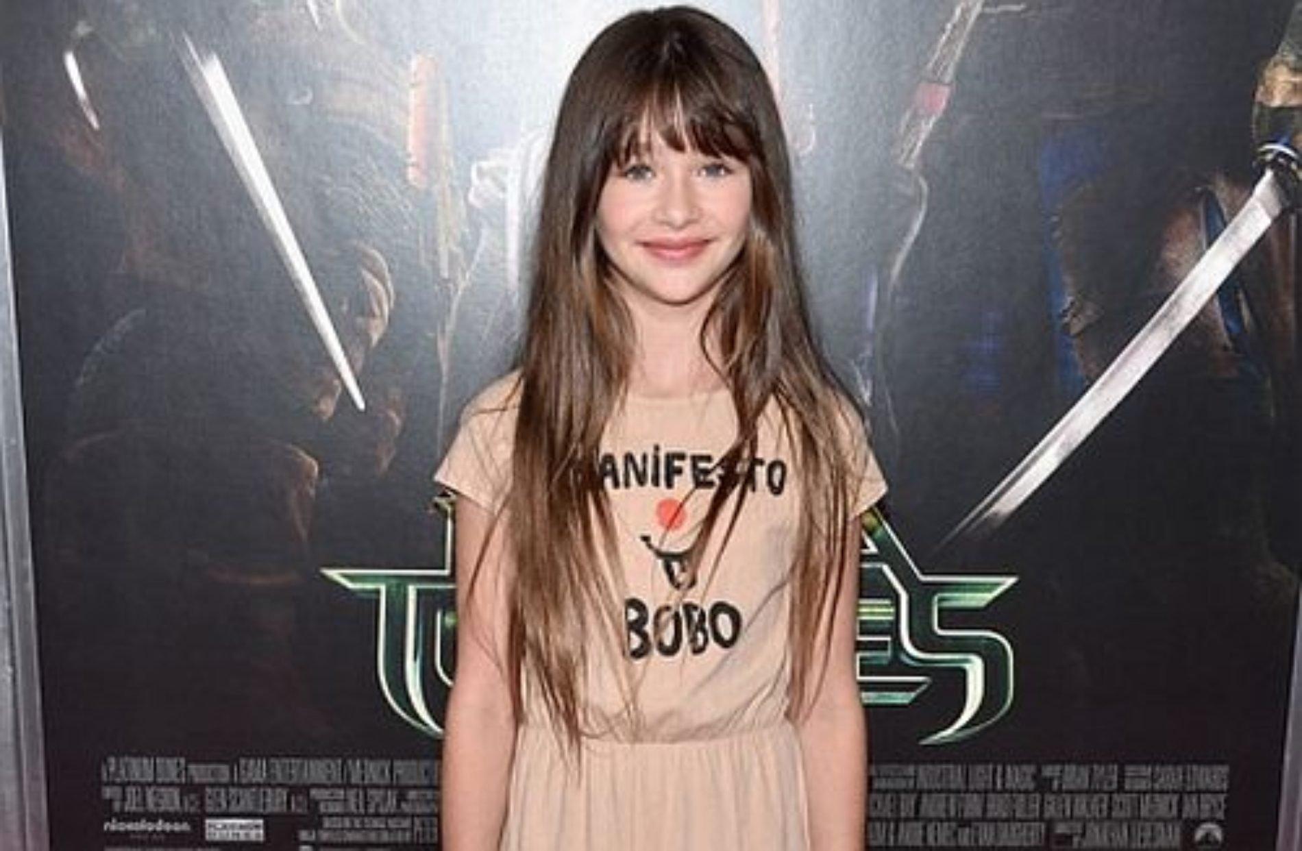 Violet será Malina Weissman en la nueva serie de Netflix, 'Una serie de catastróficas desdichas'