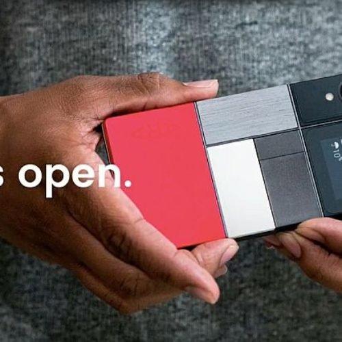 El Project Ara aun vive, Google lanzará su teléfono modular para 2017