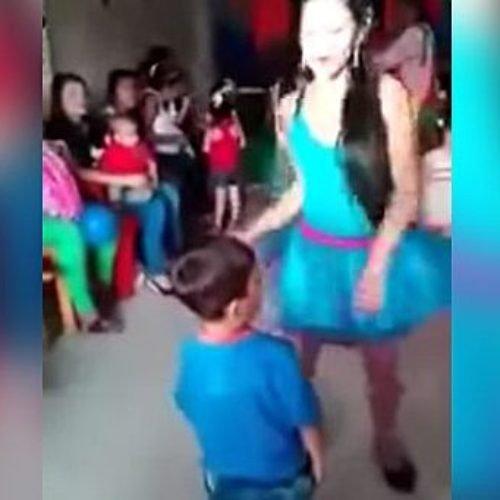 Un vergonzoso show para cumpleaños infantiles