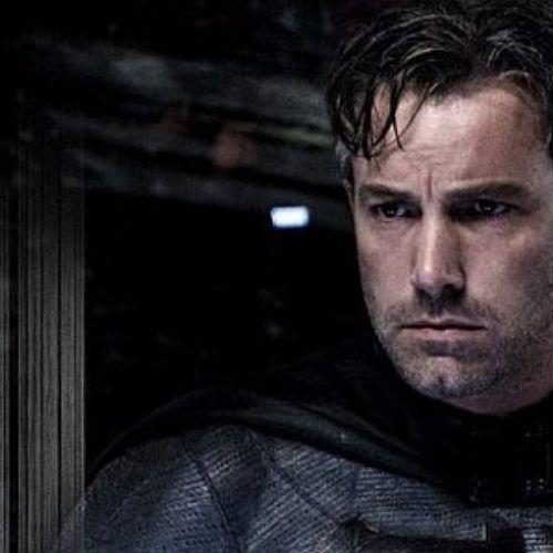 Confirma Ben Affleck que será el director de The Batman
