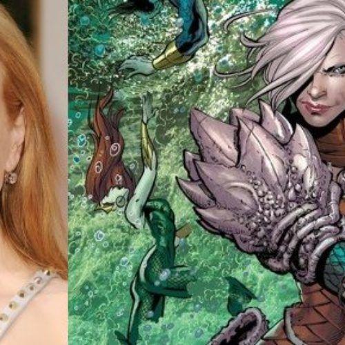 Nicole Kidman negocia ser Atlanna en Aquaman