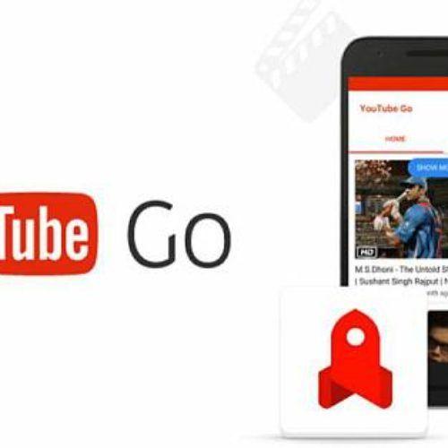 YouTube Go, la app para descargar videos y verlos sin conexión