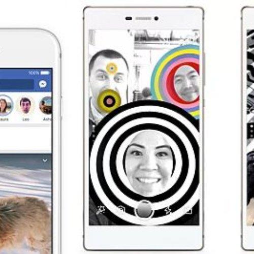 Facebook Stories esta listo, el golpe definitivo en la lucha contra Snapchat