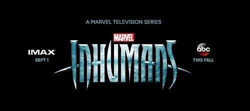Inhumanos en tv