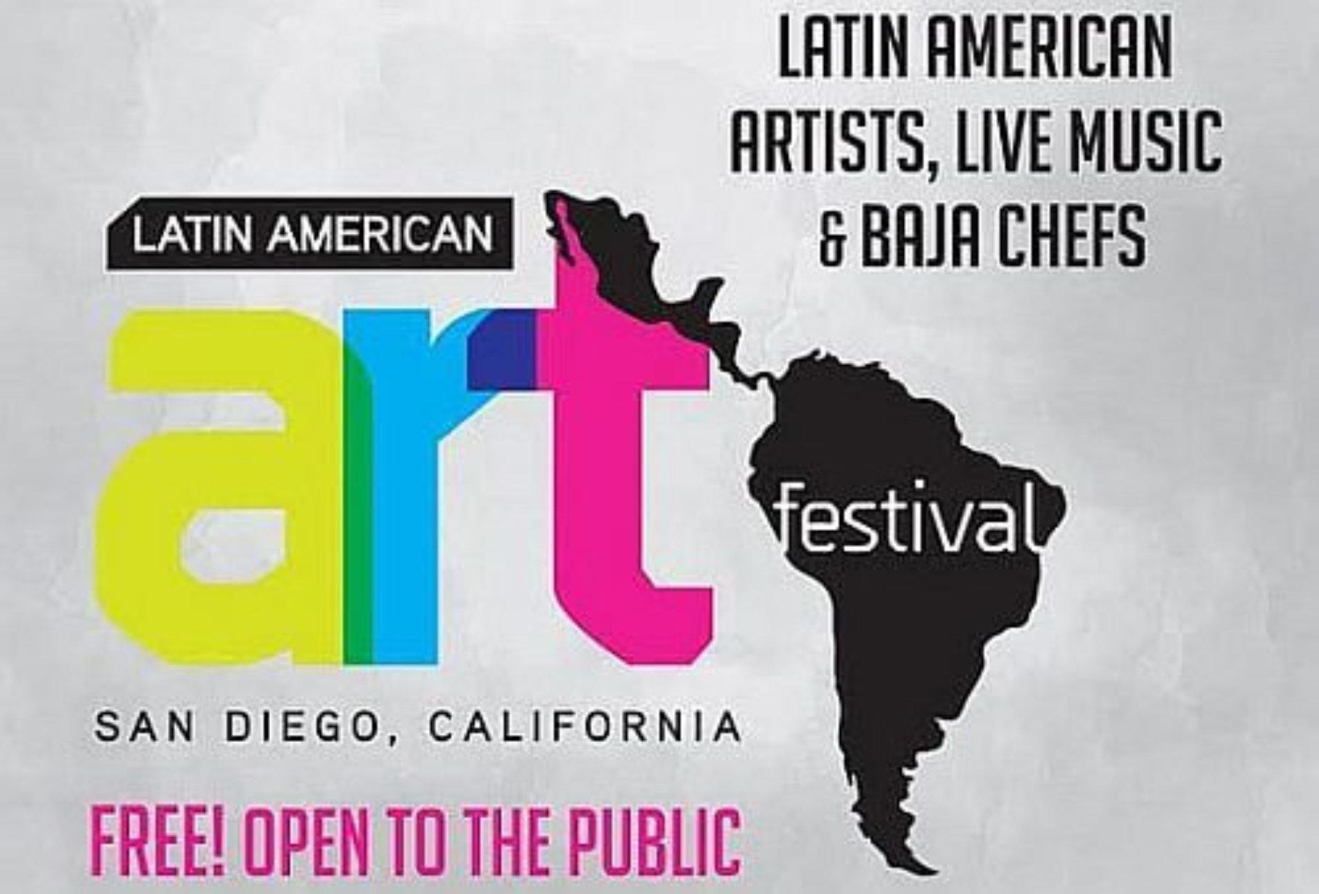 Invitacion al Latin American Art Festival