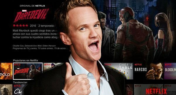 Netflix cambia sistema