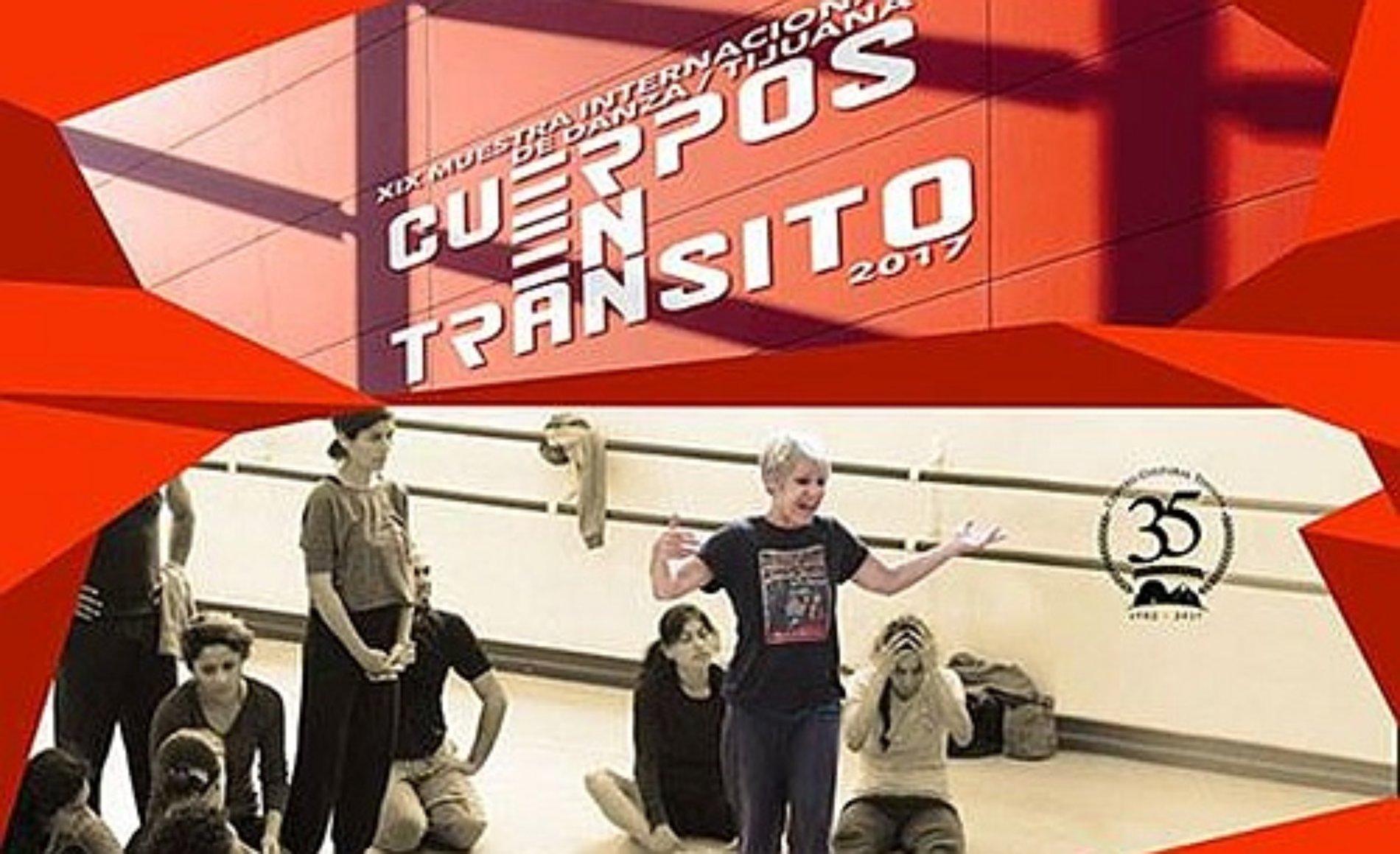 La XIX muestra internacional de danza/Tijuana cuerpos en tránsito