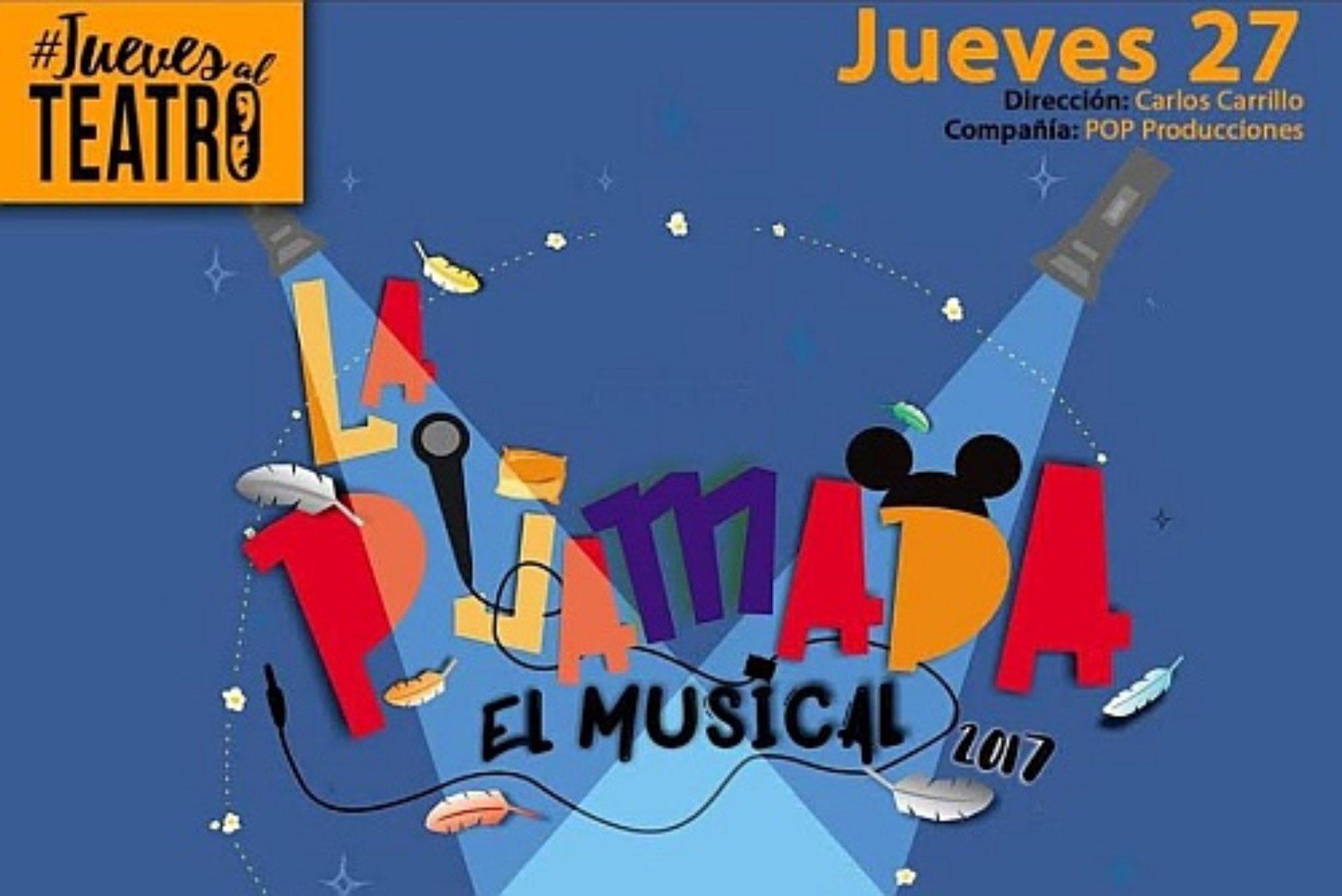 Presentan ¨La Pijamada¨ el Musical para festejar a niños en su día