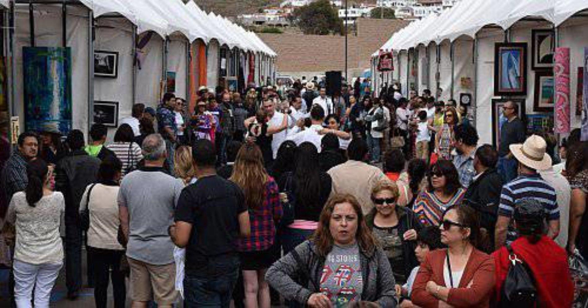 Rosarito Art Fest: tendiendo puentes culturales
