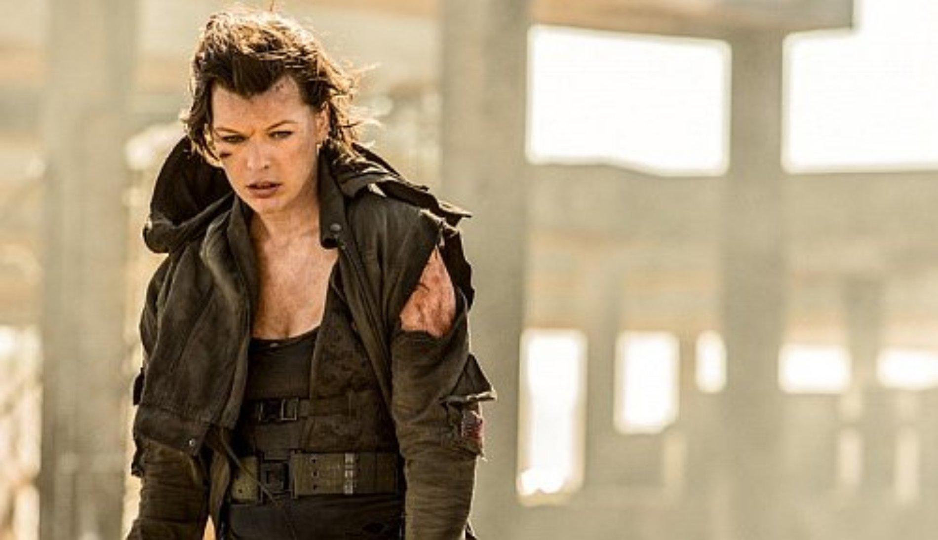 'Resident Evil' comenzará de nuevo