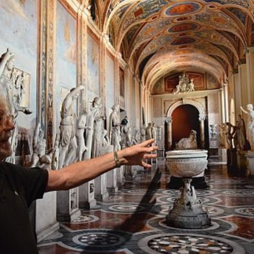 CECUT te invita a vivir la exposición Massimo Listri. El Vaticano Secreto en el CECUT