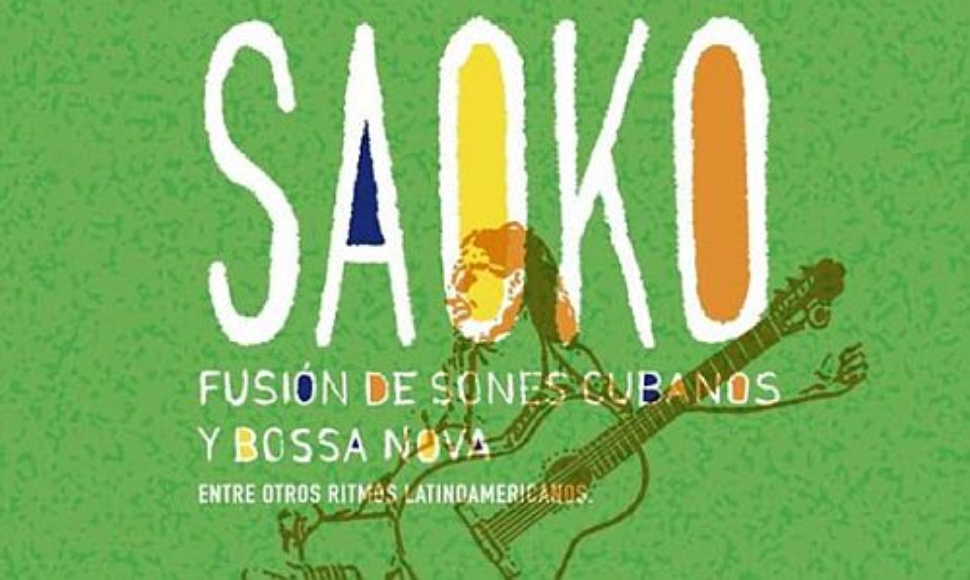 Sones Latinoamericanos ofrecerá Saoko en concierto gratuito para casa de la Cultura Playas