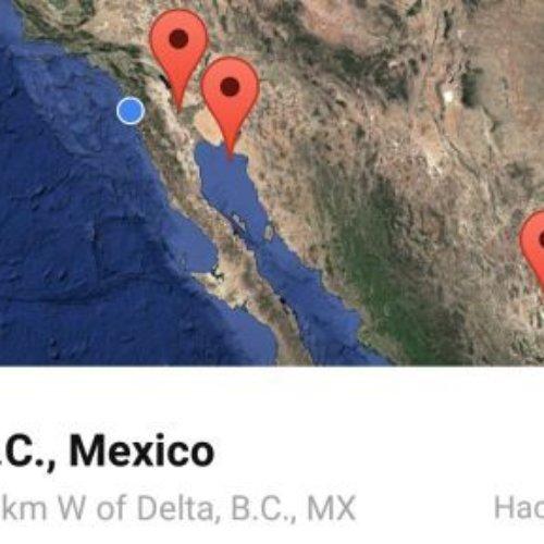 5 aplicaciones en Android para monitorear sismos