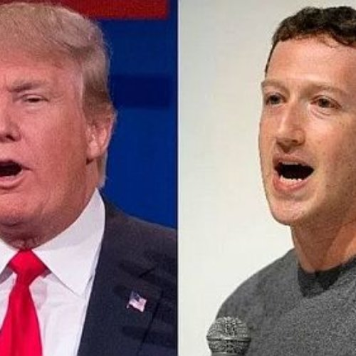 Ataca Trump a Facebook y Zuckerberg contesta