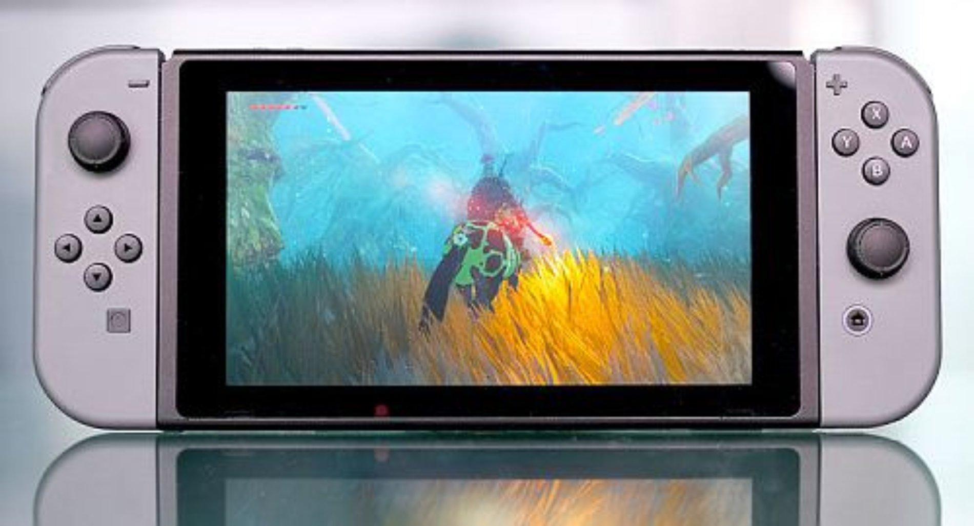 Se actualiza Nintendo Switch con captura de video y transferencia de perfiles