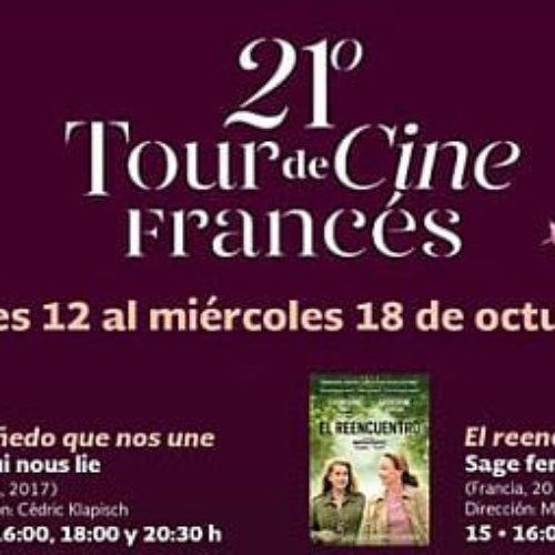 Llegará a la Sala Carlos Monsiváis del CECUT el 21 Tour de Cine Francés