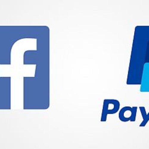 Aceptará Facebook Messenger pagos con PayPal en EE.UU.