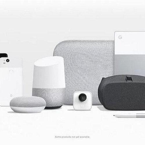 Ahora Google nos demuestra que puede ser una empresa de hardware con sus dispositivos