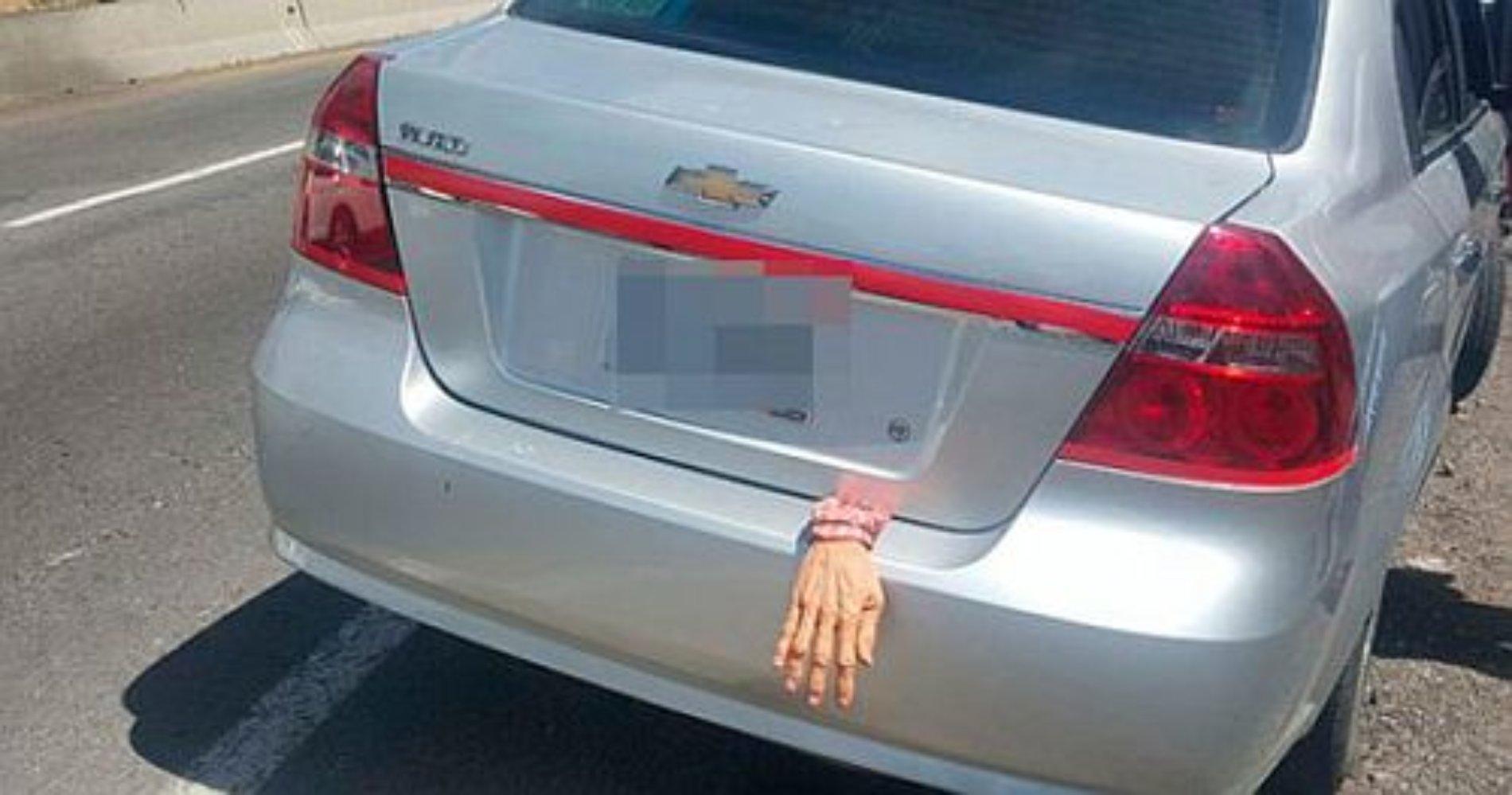 El Halloween llega a su carro y espantas a los habitantes de Tlaxcala