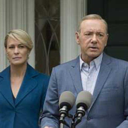Netflix acabara con House Of Cards en su sexta temporada debido a las acusaciones contra Kevin Spacey