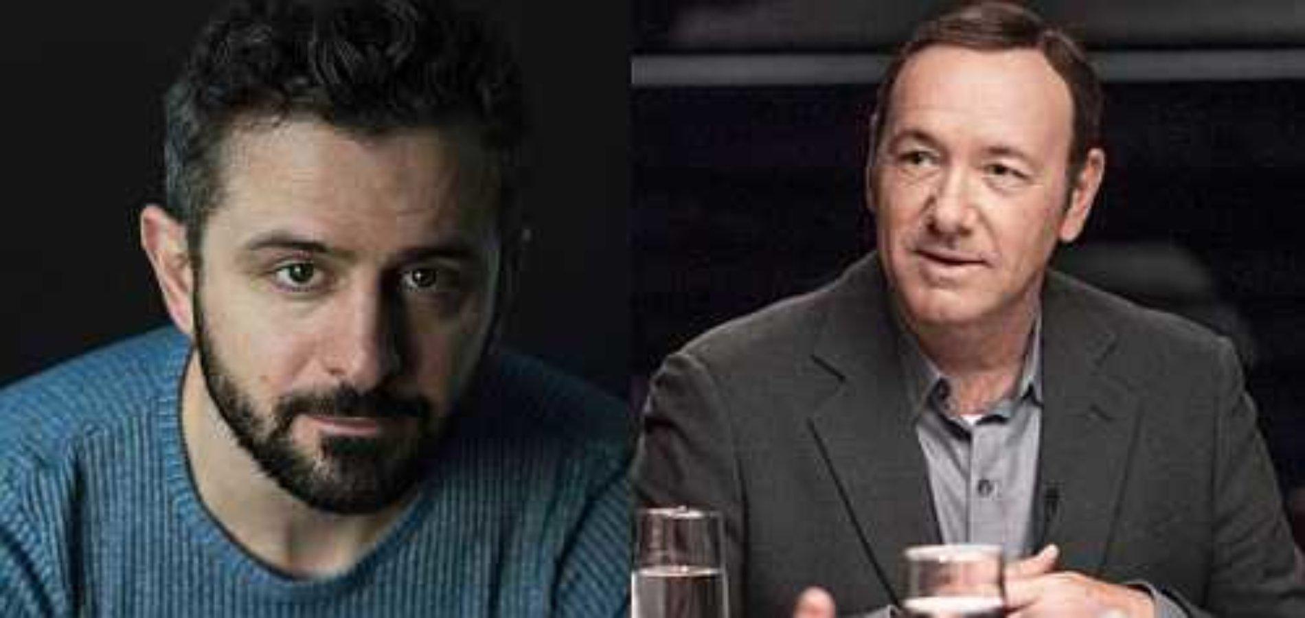 También un actor mexicano denuncia acoso sexual de Kevin Spacey