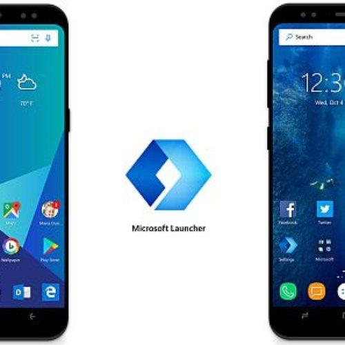 Microsoft Launcher ofrece la opción 'Continuar en el PC' a teléfonos Android