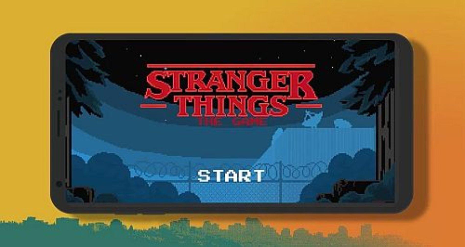 Ya puedes descargar el nuevo juego de 'Stranger Things' para iOS y Android