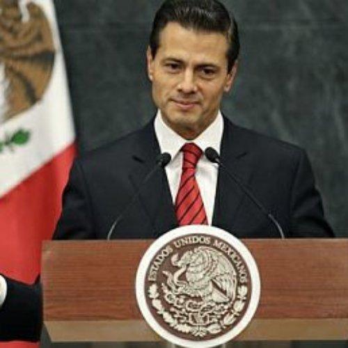 """Peña Nieto dice: """"Los mexicanos culpan por todo a la corrupción"""""""