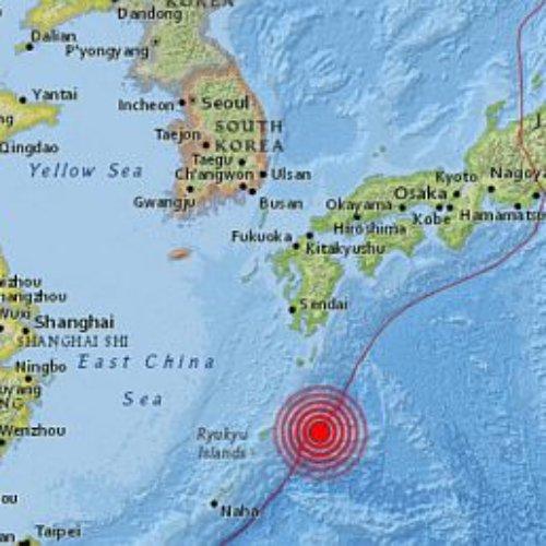 Registran un terremoto de magnitud 6.0 en Japón