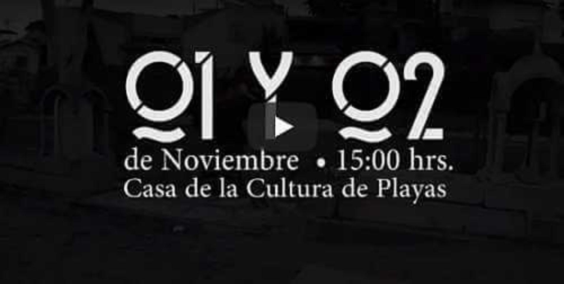 Casa de la cultura Playas de Tijuana festejará a los difuntos durante tres días
