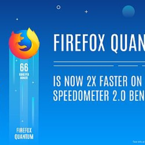 Llega Firefox Quantum sorprendentemente rapido