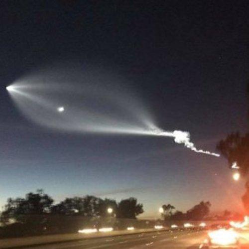 Cohete causa pánico en Tijuana y California