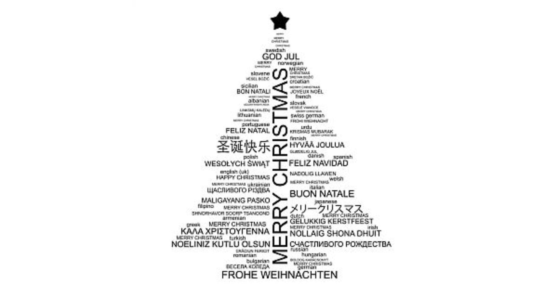 Como decir Feliz Navidad en otros idiomas ¡No te quedes con la duda! y comparte