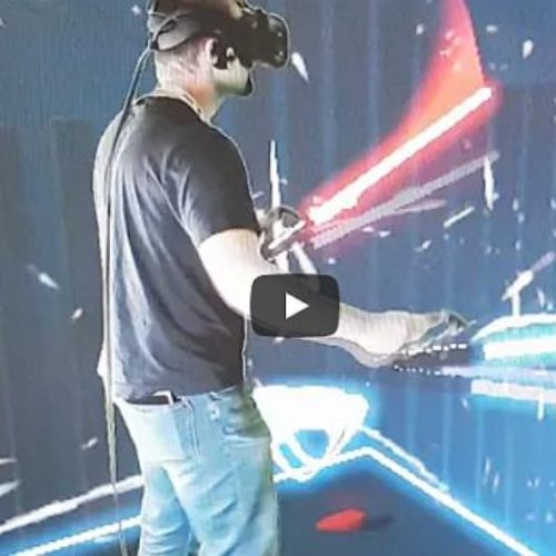Beat Saber VR: La mezcla perfecta entre Guitar Hero y Fruit Ninja