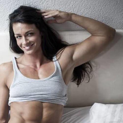 Cindy Landolt, entrenadora personal y experta en nutrición