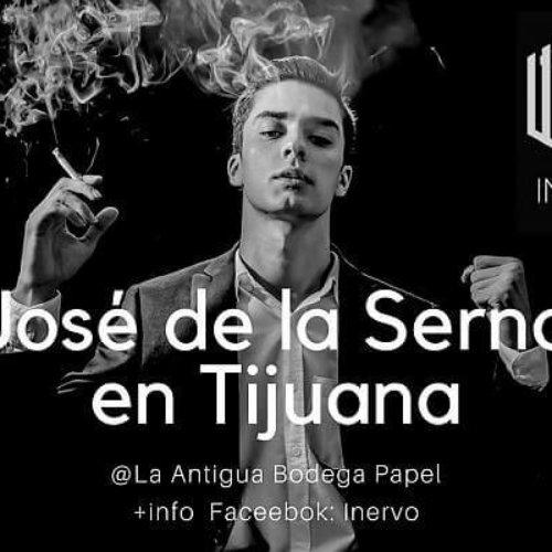 Inervo Presenta: José De la Serna en Tijuana