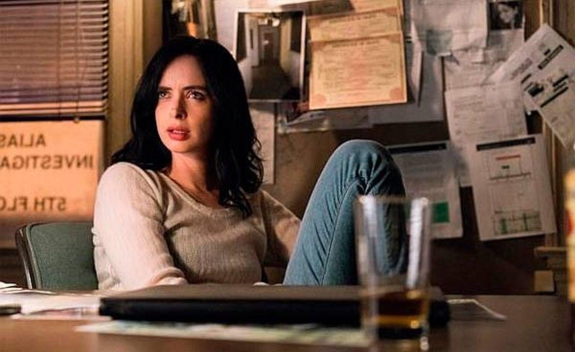 La heroína Jessica Jones entre rejas en su temporada 2