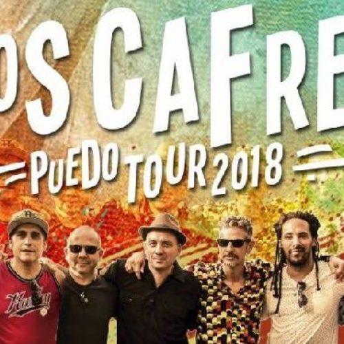 Los Cafres en Tijuana 2018