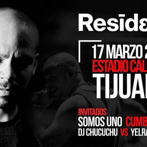 Residente en Tijuana 2018