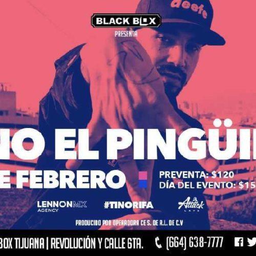 Tino El Pingüino en Tijuana 2018