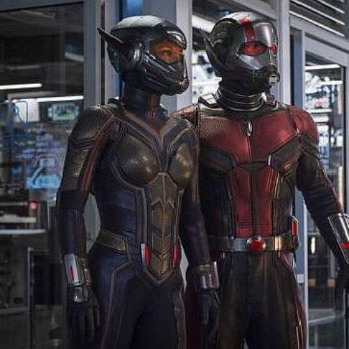 Primer tráiler de 'Ant-Man y la Avispa'