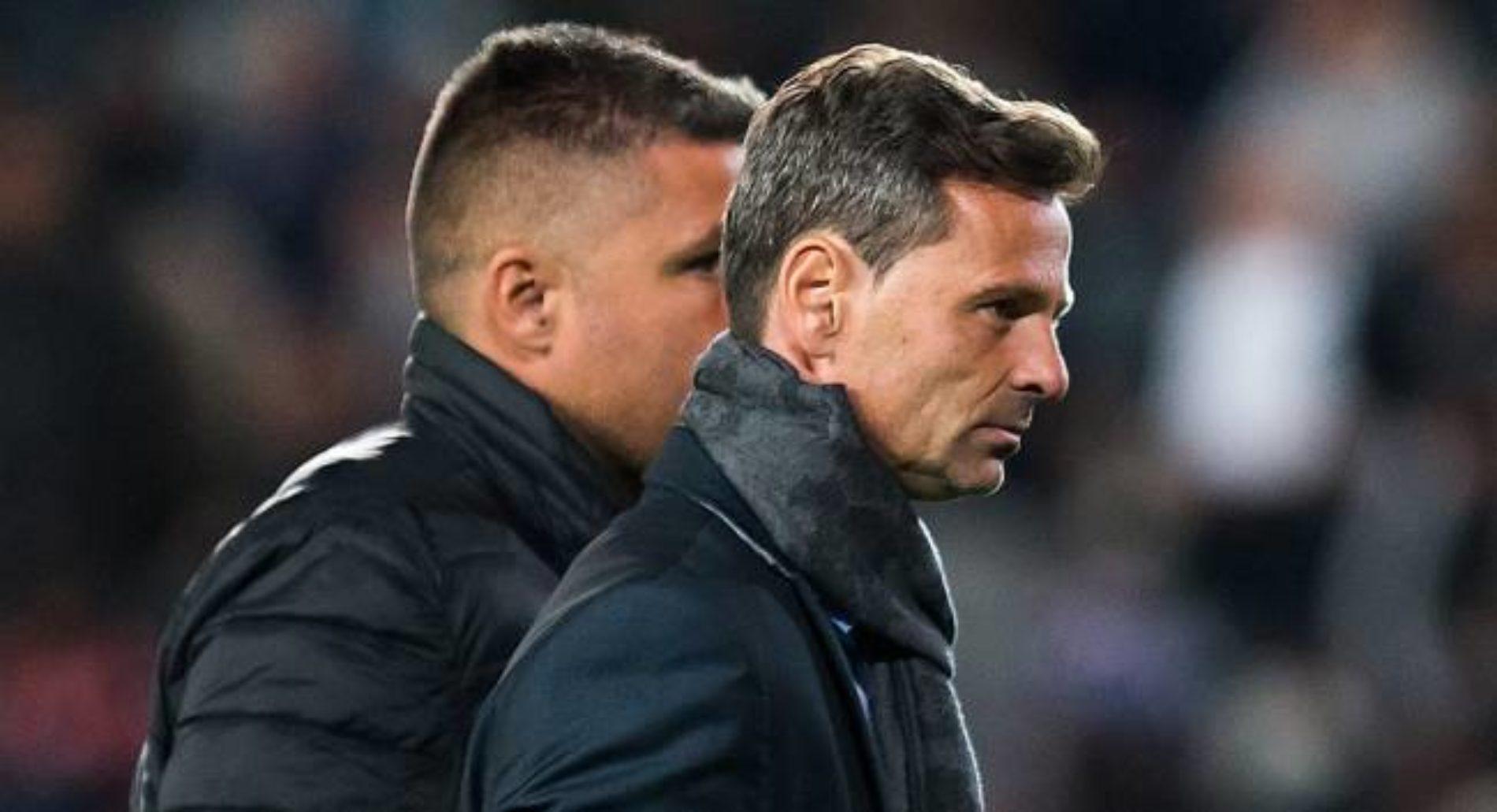 """""""Nos falta ese toque final"""" : DT Diego Cocca"""