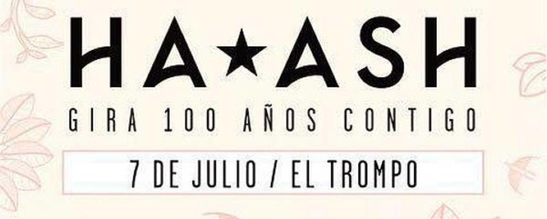 Ha-Ash en Tijuana 2018