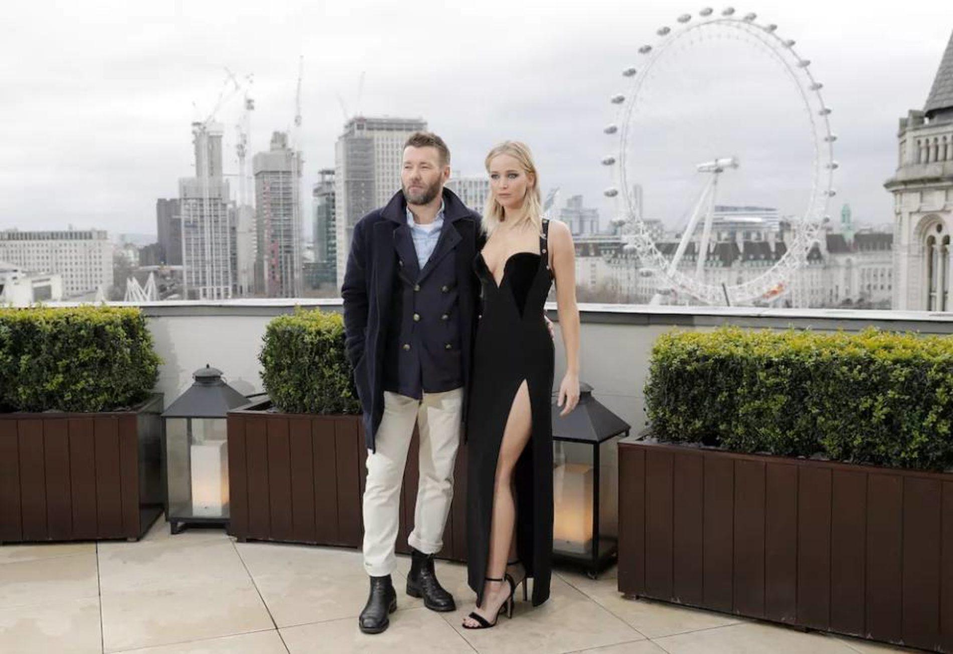 Jennifer Lawrence prende las redes sociales con su vestido e inicia un debate sobre el sexismo