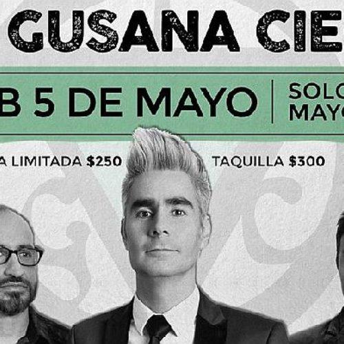 La Gusana Ciega Tijuana 2018