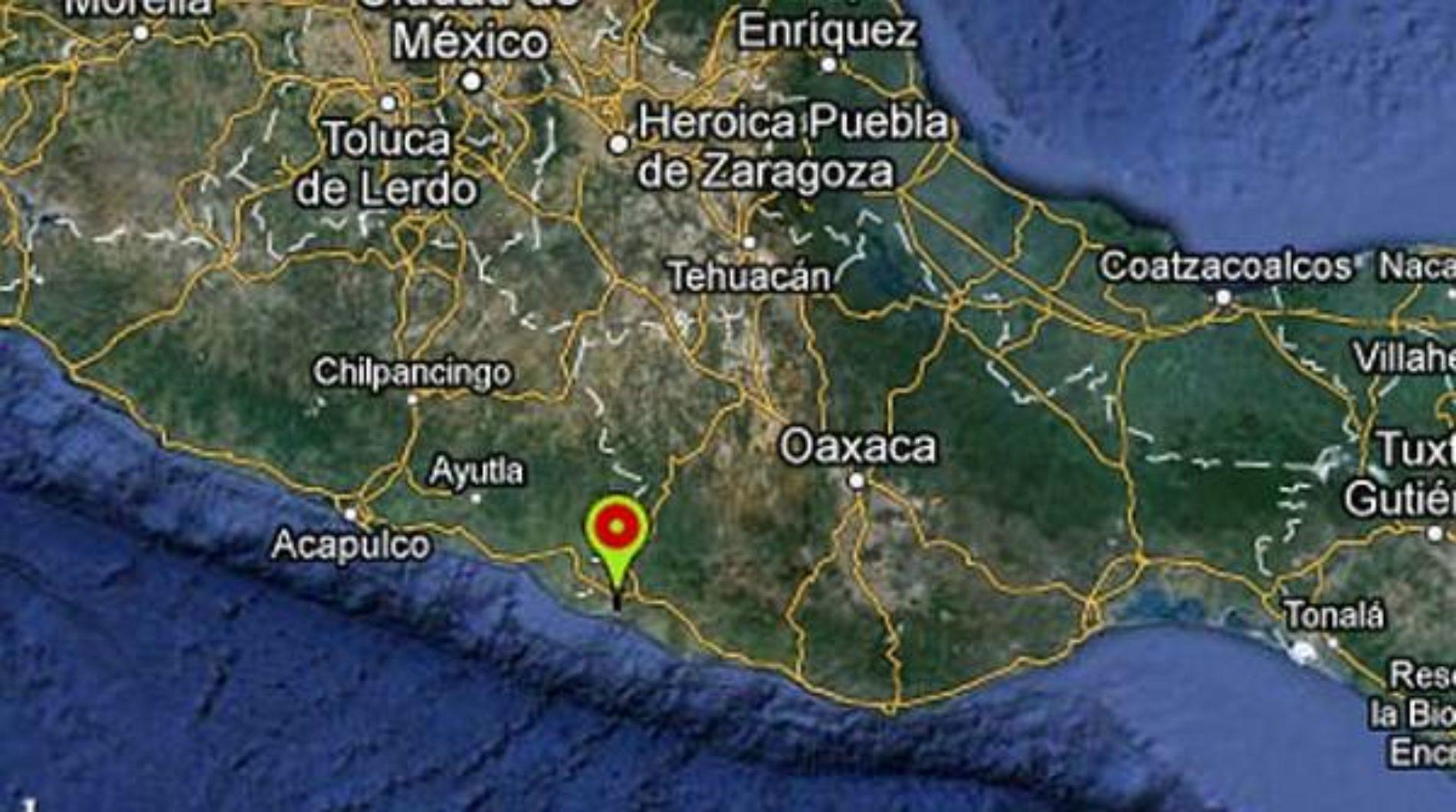 Sismo magnitud 6 sacude CDMX esta madrugada