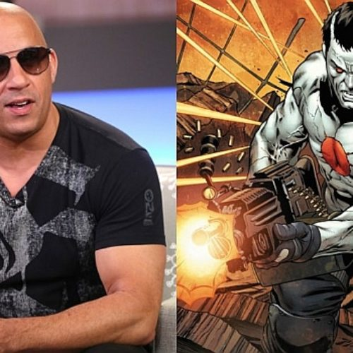 Confirmado Vin Diesel como Bloodshot