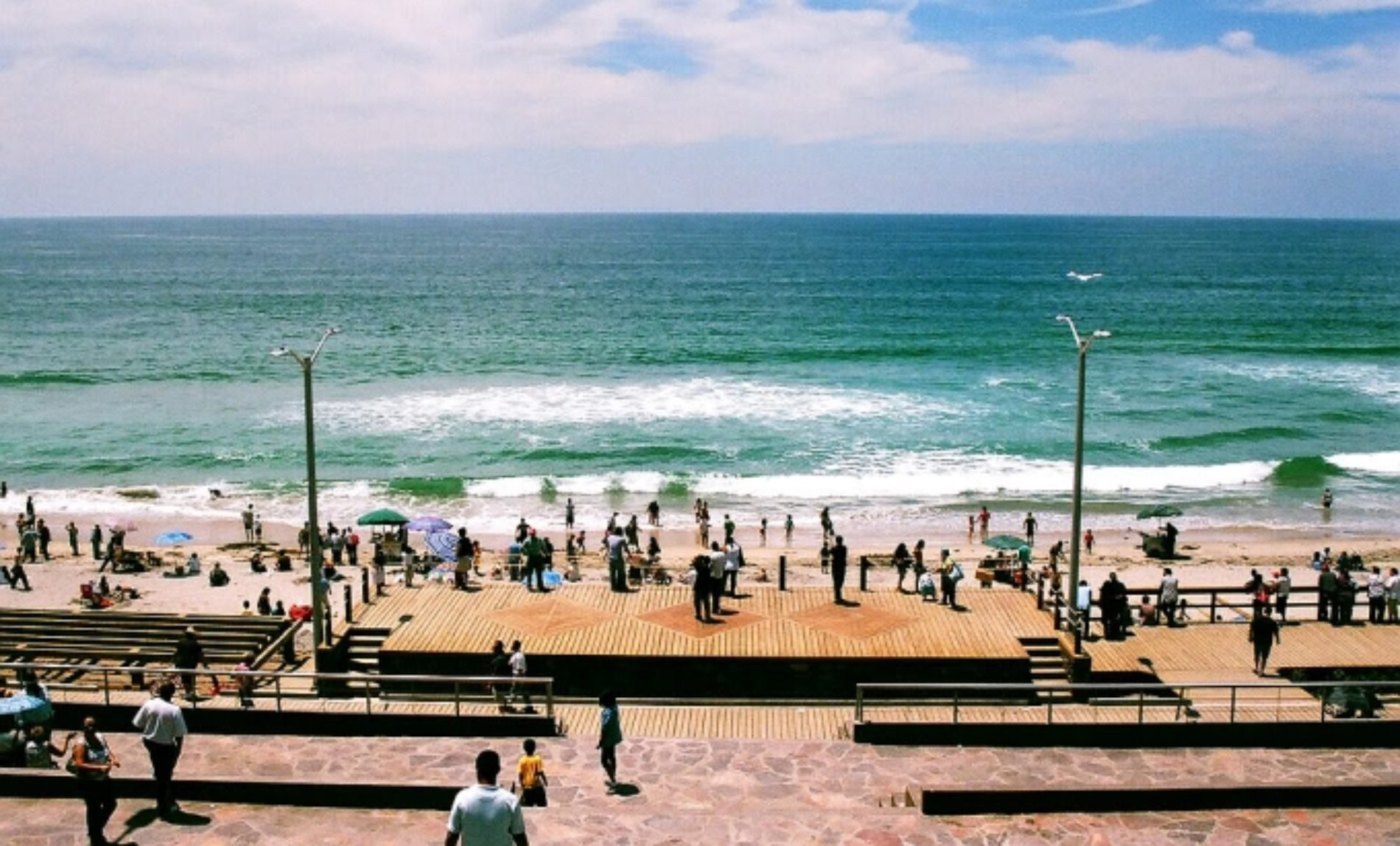 Playas de Tijuana apta para recreación este periodo vacacional nos dice el ayuntamiento
